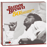 DVD-диск содержит:The James Brown StoryLive At The House Of Blues01. Get Up Offa That Thing 02. It's A Man's, Man's, Man's World 03. Get On The Good Foot 04. Doing It To Death 05. Get Up (I Feel Like Being A) Sex MachineRehearsal Footage01. I'll Go Crazy02. Get On The Good Foot03. Cold SweatGuest InterviewsPicture Format PAL 16x9 Format DVD-9Time 284 mins. Color Mode Color Region Code 0 (All)Language - English PCM Stereo / Dolby Digital 2.0 / DTS 2.0 Subtitles: English / Francais / Deutsch / Espanol / Portugues
