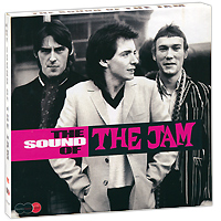 The Jam The Jam. Sound Of The Jam (2 CD + DVD) the jayhawks the jayhawks sound of lies 2 lp