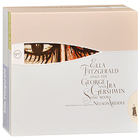 Элла Фитцжеральд,Нельсон Риддл Ella Fitzgerald. Ella Fitzgerald Sings The George And Ira Gershwin Song Book. Deluxe Edition (4 CD) ella fitzgerald songbooks – the original cole porter and rodgers