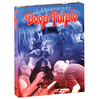 Deep Purple Deep Purple. Live Encounters (2 CD + DVD) deep purple deep purple infinite 2 lp 3 х 10 cd dvd