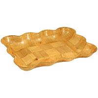 Ваза для фруктов Oriental way Жасмин 25 х 32,5см, RPP-1013N115510Оригинальная деревянная ваза Жасмин прекрасно подойдет для вашей кухни. Предназначена для красивой сервировки фруктов. Ваза выполнена из высококачественной древесины тополя. Изящный дизайн придется по вкусу и ценителям классики, и тем, кто предпочитает утонченность и изысканность.Характеристики:Материал: дерево. Размер: 25 см х 32,5 см х 4 см. Производитель: Тайвань. Артикул: RPP-1013N. Торговая марка Oriental way известна на рынке с 1996 года. Эта марка объединяет товары для кухни, изготовленные из дерева и других материалов. Все товары марки Oriental way являются безопасными для здоровья, экологичными, прочными и долговечными в использовании.