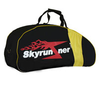 """Сумка-чехол для детских джамперов """"Skyrunner"""", цвет: черный"""