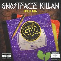 Ghostface Killah Ghostface Killah. Apollo Kids цена 2017