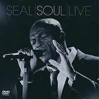 Сил Seal. Soul Live (CD + DVD)