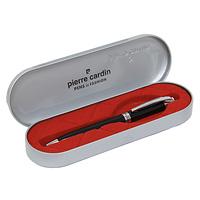 """Ручка - это не просто пишущий инструмент, это - часть имиджа, наглядно демонстрирующая статус, характер и образ жизни ее владельца. Корпус ручки выполнен из латуни с лаковым покрытием черного цвета и украшен надписью """"Life Time"""". Стержень шариковой ручки выводится поворотом ее верхней части по часовой стрелке. Ручка поставляется в фирменном металлическом футляре. Ручка """"Pierre Cardin"""" подчеркнет стиль и элегантность ее владельца и станет превосходным подарком ценителю изящества и роскоши. Коллекция пишущих инструментов Pierre Cardin - это элегантные, поражающие разнообразием и изысканностью стилей ручки, являющие собой бесконечное очарование. Классические и современные, различных форм, цветовых гамм и покрытий, ручки Pierre Cardin удовлетворят самый изысканный вкус, а их техническое совершенство предоставит полную свободу выбора той модели, которая будет соответствовать стилю письма и образу жизни ее обладателя."""