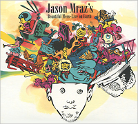 Джейсон Мрэз Jason Mraz. Jason Mraz's Beautiful Mess - Live On Earth (CD + DVD) bprd hell on earth v 7