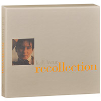 К. Д. Лэнг K.D. Lang. Recollection (3 CD + DVD) к д лэнг k d lang recollection 3 cd dvd