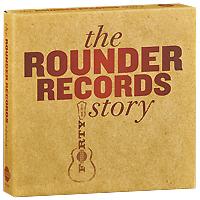 Уилли Нельсон,Чарльз Браун,Элисон Краусс,Уилсон Пиккетт,Линда Томпсон,Кэйтлин Эдвардс,Delta Spirit,Ронда Винсент,Cowboy Junkies,Нэнси Грифис The Rounder Records Story (4 CD) cowboy junkies cowboy junkies the trinity session