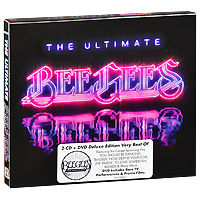 The Bee Gees Bee Gees. The Ultimate Bee Gees (2 CD + DVD) cd диск the doors when you re strange a film about the doors songs from the motion picture 1 cd