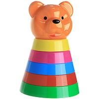 Пирамидка Мишка, 27 см игрушка пирамидка мишка топтыжка