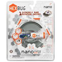 Стартовый игровой набор Нанодром, с микро-роботом Нано hexbug игровой набор с микро роботами нано v2 ланчпад neon
