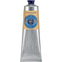 Крем для рук LOccitane Карите, 150 мл208892Крем содержит 20% масла карите, мед и экстракт миндаля, благодаря которым ваши руки всегда будут мягкими и нежными. Тающая текстура моментально впитывается, восстанавливая и защищая сухую и обезвоженную кожу, даря ей тонкий аромат жасмина и иланг-иланга.Характеристики:Объем: 150 мл. Артикул: 128930. Производитель:Франция.Товар сертифицирован.