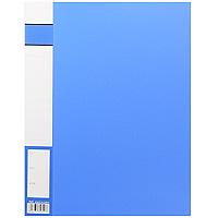 Папка-скоросшиватель Comix, цвет: голубойAR201A голПапка Comix с пружинным скоросшивателем изготовлена из сверхжесткого пластика, благодаря этому она надолго сохраняет аккуратный внешний вид, долго служит, не деформируется с течением времени, а также при низких температурах. Пружинный скоросшиватель, изготовленный из нержавеющей стали, не ломается при частом использовании и не портит бумагу с течением времени. Особо прочное крепление механизма к обложке позволяет хранить большой объем документов. Многослойное лаковое покрытие заклепок предотвращает появление ржавчины и обеспечивает аккуратный внешний вид. На торце имеется этикетка для маркировки папки и цветной корешок. Характеристики:Цвет: голубой. Материал: пластик, металл. Толщина пластика:1,2 мм. Размер папки: 31 см х 23,5 см х 2,2 см.