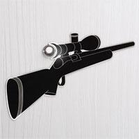 Наклейка Снайпер на дверной глазокsj 51Наклейка Снайпер предназначена для дверного глазка. Наклейка выполнена в виде самоклеющейся пленки. Такая наклейка отлично будет смотреться на вашей двери.Характеристики:Размер наклейки: 17,5 см х 9 см. Материал: полиэстер. Изготовитель: Китай. Артикул: 9837.
