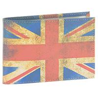 Обложка на студенческий билет Perfecto UK. ST-PR-14BM8434-58AEОбложка на студенческий билет UK с оригинальным рисунком в виде флага Великобритании, выполнена из натуральной кожи. Внутри имеет два прозрачных вертикальных кармашка. Такая обложка станет отличным подарком для человека, ценящего качественные вещи и не желающего портить внешний вид своего студенческого билета.Характеристики: Размер обложки (в закрытом виде): 10,5 см х 7,7 см. Материал: натуральная кожа, пластик. Производитель: Россия. Артикул: ST-PR-14.