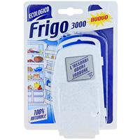 Поглотитель запахов Frigo 3000, для холодильника09840-20.000.00ОСВЕЖИТЕЛЬ ВОЗДУХА (АДСОРБЕР ЗАПАХОВ) ДЛЯ ХОЛОДИЛЬНИКОВ И МОРОЗИЛЬНЫХ КАМЕР Экологически чистый и безопасный освежитель – поглотитель запахов состоит только из натуральных компонентов, которые не влияют на качество и вкус продуктов и полностью поглощают все нежелательные посторонние запахи в холодильнике и морозильной камере.Приятный аромат пищи сохраняется без изменений. Освежитель остается эффективен в течение 2 месяцев с начала его эксплуатации в холодильнике. Для активации освежителя-адсорбера запахов достаточно всего лишь снять защитные пленки с двух сторон корпуса и положить или повесить его при помощи специального держателя в удобном месте холодильника или морозильной камеры.Характеристики:Размер поглотителя: 6,5 см х 12 см х 2 см.Размер упаковки: 16 см х 11,5 см х 4 см.Производитель: Италия.Артикул: 420119.