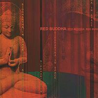 Red Buddha. Siddhartha In Space