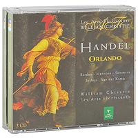 Les Arts Florissants,Вильям Кристи,Патрисия Бардон,Розмари Жошуа William Christie. Les Arts Florissants. Handel. Orlando (3 CD)