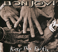 Bon Jovi Bon Jovi. Keep The Faith. Special Edition bon jovi bon jovi lost highway 180 gr