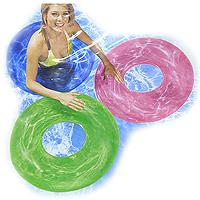"""Надувной круг для плавания выполнен в яркой цветовой гамме. С таким надувным кругом Ваш ребенок легко научится плавать и не будет скучать летом на отдыхе. Благодаря яркому цвету этот круг далеко виден на воде, Вы никогда его не потеряете! Компания """"Intex"""" основана в 1964 году в Лос-Анджелесе, Калифорния. Группа компаний """"Intex"""" с головным офисом в США и представительствами в Гонгконге и Нидерландах является передовым производителем ПВХ изделий высокого качества по максимально низкой цене, при этом используются самые современные технологии и строгий контроль на всех стадиях производственного процесса. Ассортимент компании поражает своим разнообразием: надувные кровати, надувные матрасы, насосы, каркасные бассейны и надувные бассейны для дачи, аксессуары для бассейнов, надувные кресла, надувные лодки, надувные батуты, круги для плавания, надувные игрушки, пляжные надувные матрацы и мячи. Продукция представлена более чем в 50 странах мира. Надувные вещи мобильны и..."""
