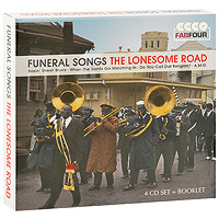 Содержание:           CD 1:        01. When The Saints Go Marching In        Louis Armstrong And His Orchestra:        Louis Armstrong (tp) (vcl), Shelton Hemphill (tp),        J. C. Higginbotham (tb), Rupert Cole (cl) (as),        Charlie Holmes (as), Bingie Madison (cl) (ts), Luis        Russell (p) (arr), Lee Blair (g), Pops Foster (b), Paul        Barbarin (d)                02. Just A Closer Walk With Thee        The George Lewis Ragtime Jazzband Of New Orleans:        Avery «Kid» Howard (tp),        George Lewis (cl), Jim Robinson (tb), Alton        Purnell (p), Lawrence Marrero (bio), Alcide Pavageou (b),        Joe Watkins (d) (vcl)                03. Sing On West Lawn Dirge        Eureka Brass Band:        Percy Humphrey (ldr), Eddie Richardson, Willie Pajeaud (tp), Arthur Ogle (Snaredrum), Robert «Son» Lewis (Bassdrum), Emanuel Paul (ts), Ruben Roddy (as), George Lewis (E-Flat cl), Albert Warner, Charles «Sunny» Henry (tb), Joseph «Red» Clark (Sousaphone)                04. Feelin' The Spirit        J. C. Higginbotham (tb) (vcl), Luis Russell (p) (dir),        Henry «Red» Allen, Bill Coleman (tp),        Albert Nicolas (cl) (as), Charlie Holmes (ss) (as),        Teddy Hill (ts), Will Johnson (bjo) (g),        Pops Foster (b), Paul Barbarin (d)                05. Low Down Blues        Bunk Johnson (tp), George Lewis (cl), Jim Robinson (tb), Lawrence Marrero (bjo), Alcide Pavageau (b), Baby Dodds (d)                06. Oh, Didn't He Ramble?         Sidney De Paris (tp), Claude Jones (tb),        Albert Nicolas (cl), Sidney Bechet (ss),        Happy Caldwell (ts), Jelly Roll Morton (p),        Lawrence Lucie (g), Wellman Braud (b),        Zutty Singleton (d)                07. The Lonesome Road        Louis Armstrong And His Orchestra:        Louis Armstrong (tp) (vcl) (ldr), Zilmer Rondolf (tp) (vcl),        Preston Jockson (tb), Lester Boone (cl) (as),        George James (cl) (as) (ss), Albert Washington (cl) (ts),        Charlie Alexander (p), Mike McKendrick (bjo) (g) (vcl),        John Lindsay (b) (vcl), Tubby Hall (d)                08. St. James Infirmary        Louis Armstrong And His Savoy Ballroom Five:        Louis Armstrong (tp) (vcl) (Speech),        Fred Robinson (tb), Don Redman (cl) (as) (Speech),        Jimmy Strong (cl) (ts), Earl Hines (p) (Speech),        Mancy Cara (bjo), Zutty Singleton (d)                09. Precious Lord, Take My Hand        The George Lewis Ragtime Jazz Band Of New Orleans:         Avery «Kid» Howard (tp), George Lewis (cl), Jim Robinson (tb),        Alton Purnell (p), Lawrence Marrero (bjo), Alcide Pavageau (b),        Joe Watkins (d) (vcl)                10. Dead Man Blues        King Oliver And His Dixie Syncopators:        King Oliver, Bob Shoffner (cn), Kid Ory (tb),        Dornell Howord (cl) (as), Barney Bigard (cl) (ss) (ts),        Stump Evans (cl) (as), Luis Russell, Bud Scott (bjo),        Bert Cobb (b), Paul Barbarin (d), Richard M. Jones (vcl)                11. Closer Walk        Avery «Kid» Howard (tp), George Lewis (cl), Jim Robinson (tb),        Lawrence Marrero (bjo), Chester Zardis (b), Edgar Moseley (d)                12. Nobody Knows The Trouble I've Seen Going To Shout All Over Gods Heaven        Louis Armstrong With The Decca Mixed Chorus:        Louis Armstrong (vcl), Lyn Murray (dir) Acc. By Lyn Murray Chorus And Unknown (p) (g) (b) (d)                13. Sweet Lovin' Man        King Oliver's Jazz Band:        King Oliver, Louis Armstrong (cn),        Honore Dutrey (tb), Johnny Dodds (cl),        Lil Hordin (p), Bud Scott (bjo), Boby Dodds (d)                14. Gloryland        Louis «Kid Shots» Madison (tp), George Lewis (cl),        Lawrence Marrero (bjo), Alcide Pavageau (b),        Baby Dodds (d)                15. Blues For Jimmie        Mutt Carey (tp), Kid Ory (tb), Omer Simeon (cl),        Buster Wilson (p), Bud Scott (g),        Ed Garland (b), Alton Redd (d)                16. Lawd, You Made The Night Too Long        Louis Armstrong And His Orchestra:        Louis Armstrong (tp) (vcl) (ldr), Zilmer Randolf (tp),        Preston Jackson (tb), Lester Boone (cl) (as),        George James (cl) (as) (ss), Albert Washington (cl) (ts),        Charlie Alexander (p), Mike McKendrick (bjo) (g),        John Lindsay (b), Tubby Hall (d)                17. Bourbon Street Parade        The George Lewis Ragtime Jazz Band Of New Orleans:        Percy Humphrey (tp), George Lewis (cl),        Jim Robinson (tb), Alton Purnell (p),        Lawrence Marrero (bjo), Alcide Pavageau (b),        Joe Watkins (d) (vcl)                18. Bye And Bye Poor Old Joe        Louis Armstrong And His Orchestra:        Louis Armstrong (tp) (vcl) (ldr),        Shelton Hemphill, Otis Johnson, Henry Allen (tp),        Wilbur De Paris, George Washington, J. C. Higginbotham (tb),        Rupert Cole, Charlie Holmes (cl) (as),        Joe Garland, Bingie Madison (ts),        Luis Russell (p) (arr), Lee Blair (g),        Pops Foster (b), Sidney Catlett (d)                CD 2:        01. La Harpe Street Blues        Original Barrelhouse Orchestra Hamburg        Gerhard Vohwinkel, Abbi Hubner (cts),        Gunter Wiedecke (tb), Peter Kohler (cl),        Eva Vohwinkel (p), Jurgen Rdper (Helicon),        Ole Baumgarten (dr)                02. Faraway Blues        Original Barrelhouse Orchestra Hamburg        Gerhard Vohwinkel, Abbi Hubner (cts),        Gunter Wiedecke (tb), Peter Kohler (cl),        Eva Vohwinkel (p), Jurgen Roper (Helicon),        Ole Baumgarten (dr)                03. London Blues        Jailhouse Jazzmen        Abbi Hubner, Klaus Geldmacher (Geldern) (cts),        Rudgar Mumssen (tb), Claus Jurgen Moller (cl),        Peter Cohn (p), Gerhard «Marcel» Horst (bjo),        Nils Uwe Reyers (b), Dieter «Jeppe» Jaap (dr)                04. Working Man Blues        Jailhouse Jazzmen        Abbi Hubner, Klgus Geldmacher (Geldern) (cts),        Rudgar Mumssen (tb), Claus Jurgen Moller (cl),        Peter Cohn (p), Gerhard «Marcel» Horst (bjo),        Nils Uwe Reyers (b), Dieter «Jeppe» Jaap (dr)                05. Coffin Blues        Abbi Hubner's Low Down Wizards        Abbi Hubner (со), Peter Cohn (p),        Peter «Banjo» Meyer (bjo), Albert Tannin (Tuba)                06. Red Onion Blues        Abbi Hubner's Low Down Wizords        Abbi Hubner (со), Gert Goldenbow (tb),        Claus Jurgen Moller (cl), Lorenz Schwegler (p)        Peter «Banjo» Meyer (bjo), Wilm Dohse (dr)                07. Jazzin' 'Babies' Blues        Abbi Hubner's Low Down Wizards        Abbi Hubner (со), Gert Goldenbow (tb),        Claus Jurgen Moller (cl), Thomas Streckebach (p),        Manfred Kowalewski (bjo), Rolf «Pepperoni» Strobel (Sousaph.)                08. Snake Rag        Abbi Hubner's Low Down Wizards Abbi Hubner,        Ernst Machacek (cts), Gert Goldenbow (tb),        Clans Jurgen Moller (cl), Lutz Jordan (as),        Gunter Feige (p), Manfred Kowalewski (bjo),        Michael Libowitzki (b), Thomas Danneberg (dr)                09. Camp Meeting Blues        Abbi Hubner's Low Down Wizards Abbi Hubner,        Ernst Machacek (cts), Gert Goldenbow (tb),        Clans Jurgen Moller (cl), Lutz Jordan (as),        Gunter Feige (p), Manfred Kowalewski (bjo),        Michael Libowitzki (b), Thomas Danneberg (dr)                10. Till We Meet Again        Abbi Hubner & Peter «Banjo» Meyer's Hot Jazz Society Hamburg        Abbi Hubner (со), Gert Goldenbow (tb),        Gunter Liebetruth (cl), Lutz Jordan (as),        Peter Cohn (p), Peter «Banjo» Meyer (bjo),        Michael Schneider (b), Thomas Danneberg (dr)                11. Sometimes My Burden Is So Hard To Bear        Abbi Hubner & Peter «Banjo» Meyer's Hot Jazz Society Hamburg        Abbi Hubner (со), Gert Goldenbow (tb),        Gunter Liebetruth (cl), Lutz Jordan (as),        Peter Cohn (p), Peter «Banjo» Meyer (bjo),        Michael Schneider (b), Thomas Danneberg (dr)                12. Mississippi Blues        Abbi Hubner & Peter «Banjo» Meyer's Hot Jazz Society Hamburg        Abbi Hubner (со), Peter Cohn (p),        Peter «Banjo» Meyer, Manfred Kowalewski (git),        Michael Wulf (Sousaph.), Thomas Danneberg (dr)                13. High Society        Abbi Hubner & Peter «Banjo» Meyer's Hot Jazz Society Hamburg        Abbi Hubner (со), Gert Goldenbow (tb),        Henning Hohne (cl), Lutz Jordan (as),        Peter Cohn (p), Peter «Banjo» Meyer (bjo),        Michael Schneider (b), Thomas Danneberg (dr)                14. Black Snake Blues        Abbi Hubner's Low Down Wizards        Abbi Hubner (со), Gert Goldenbow (tb),        Claus Jurgen Moller (cl), Lutz Jordan, Harald Kropp (Reeds),        Thomas Streckebach (p), Manfred Kowalewski (bjo),        Michael Daumling (Sousaph.), Thomas Danneberg (dr)                15. Organ Grinder Blues        Abbi Hubner's Low Down Wizards        Abbi Hubner (со), Gert Goldenbow (tb),        Claus Jurgen Moller (cl), Lutz Jordan, Harald Kropp (Reeds),        Thomas Streckebach (p), Manfred Kowalewski (bjo),        Michael Daumling (Sousaph.), Thomas Danneberg (dr)                16. Maryland, My Maryland        Abbi Hubner's Low Down Wizdrds        Abbi Hubner (со), Gert Goldenbow (tb),        Harald Kropp, Lutz Jordan (Reeds),        Thomas Streckebach (p), Manfred Kowalewski (bjo),        Michael Daumling (Sousaph.), Thomas Danneberg (dr)                17. Michigander Blues        Abbi Hubner's Low Down Wizards        Abbi Hubner (со), Gert Goldenbow (tb),        Claus Jurgen Moller (cl), Lutz Jordan (as),        Thomas Streckebach (p), Manfred Kowalewski (bjo),        Michael Daumling (Sousaph.), Thomas Danneberg (dr)                18. Friendless Blues        Abbi Hubner's Low Down Wizards        Abbi Hubner (со), Gert Goldenbow (tb),        Claus Jurgen Moller (cl), Lutz Jordan (as),        Thomas Streckebach (p), Manfred Kowalewski (bjo),        Michael Daumling (Sousaph.), Thomas Danneberg (dr)                19. New Orleans Joys        Abbi Hubner's Low Down Wizards        Abbi Hubner (со), Gert Goldenbow (tb),        Reimer Von Essen (cl), Lutz Jordan (as),        Peter Cohn (p), Thomas Streckebach (bjo),        Manfred Kowalewski (g), Michael Daumling (b),        Gunther Andernach (wbd)                CD 3:        01. New Orleans Function        Louis Armstrong (tp), Jack Teagarden (tb),        Barney Bigard (cl), Earl Hines (p),        Arvell Shaw (b), Cozy Cole (d)                02. I Thought I Heard Buddy Bolden Say        Sidney De Paris (tp), Claude Jones (tb),        Albert Nicolas (cl), Sidney Bechet (ss),        Happy Caldwell (ts), Jelly Roll Morton (p),        Lawrence Lucie (g), Wellman Braud (b),        Zutty Singleton (d)                03. You Tell Me Your Dream        Eureka Brass Band, Percy Humphrey (Idr),        Eddie Richardson, Willie Pajeaud (tp),        Arthur Ogle (Snaredrum), Robert «Son» Lewis (Bassdrum),        Emanuel Paul (ts), Ruben Roddy (as),        George Lewis (E-Flat cl), Albert Warner, Charles «Sunny» Henry (tb),        Joseph «Red» Clark (Sousa-Phone)                04. Elder Eatmore's Sermon On Generosity        Louis Armstrong (vcl) Acc. By Harry Mills (org) (Talking),        Unidentified Choir                05. Do You Call Dat Religion? Old Time Religion Go Down, Moses Lord Deliver Daniel        Clarence Williams' Swing Band:        Ed Allen (cn), Buster Bailey, Russell Procope (cl) (as),        Cecil Scott (cl) (ts), Clarence Wlliams (p),        Floyd Casey (d), William Coley (vcl)                06. Jonah And The Whale        Louis Armstrong With The Decca Mixed Chorus:        Louis Armstrong (vcl), Lyn Murray (dir)        Acc. By Lyn Murray Chorus And Unknown (p) (g) (b) (d)                07. Lord, Lord, You've Been Too Good To Me        Bunk Johnson (tp), George Lewis (cl),        Sidney Brown (tba), Jim Robinson (tb),        Lawrence Marrero (bjo),        Alcide Pavageau (b), Baby Dodds (d)                08. Basin Street Blues        Louis Armstrong (tp) (vcl), Fred Robinson (tb),        Jimmy Strong (cl), Earl Hines (p) (cel) (vcl),        Money Cara (bjo) (vcl), Zutty Singleton (d)                09. Ol' Man Moses        Louis Armstrong (tp) (vcl), Leonard Davis, Gus Aitken, Louis Bacon (tp),        Harry White, Jimmy Archey (tb),        Henry Jones, Charlie Holmes (as),        Bingie Madison (cl) (ts), Greely Walton (ts),        Luis Russell (p), Lee Blair (g),        Pops Foster (b), Paul Barbarin (d) (vib)                10. Heaven, Heaven / It's Me, О Lord        Clarence Williams' Swing Band, Ed Allen (cn),        Buster Bailey, Russell Procope (cl) (as),        Cecil Scott (cl) (ts), Clarence Williams (p) (vcl) (Speech)        Floyd Casey Prob. (d), William Coley (vcl)                11. Perdido Street Blues        George Mitchell (cn), Kid Ory (tb),        Johnny Dodds (cl), Lil Armstrong (p),        Johnny St. Cyr (bjo)                12. Canal Street Blues        Henry «Red» Allen (tp) (vcl), Menny Morton (tb),        Edmond Holl (cl), Lil Armstrong (p),        Bernord Addison (g), Pops Foster (b), Zutly Singleton (d)                13. We Shall Walk Through The Streets Of The City        The George Lewis Ragtime Jazz Band Of New Orleans,        Avery «Kid» Howard (tp), George Lewis (cl),        Jim Robinson (tb), Alton Purnell (p),        Lawrence Marrero (bjo), Alcide Pavageau (b),        Joe Watkins (d) (vcl)                14. Cain And Abel        Louis Armstrong And His Orchestra:        Louis Armstrong (tp) (vcl),        Shelton Hemphill, Bernard Flood, Henry Allen (tp),        Wilbur De Paris, George Washington, J. C. Higginbotham (tb),        Rupert Cole, Charlie Holmes (cl) (as),        Joe Garland, Bingie Madison (ts), Luis Russell (p) (arr),        Lee Blair (g), Pops Foster (b), Sidney Catlett (d)                15. When It's Sleepy Time Down South        Louis Armstrong And His Orchestra:        Louis Armstrong (tp) (vcl),        Shelton Hemphill, Gene Prince, Frank Galbreath (tp),        George Washington, Norman Greene, Henry Chambers (tb),        Rupert Cole, Carl Frey (as), Joe Garland, Prince Robinson (ts),        Luis Russell (p) (arr), Lawrence Lucie (g),        Hayes Alvis (b), Sidney Catlett (d)                16. South        Mutt Carey (tp), Kid Ory (tb), Omer Simeon (cl),        Buster Wilson (p), Bud Scott (g),        Ed Garland (b), Alton Redd (d)                17. Joseph 'N His Brudders        Louis Armstrong And His Orchestra:        Louis Armstrong (tp) (vcl) (dir),        Ludwig Jordan, Ed «Moon» Mullens, «Fats» Ford, William «Chief-Tie» Scott (tp),        Russell «Big Chief» Moore, Adam Martin, Norman Powe, Al Cobbs (tb),        Donald Hill, Amos Gordon (as), Johnny Sparrow, Joe Garland (ts),        Ernest Thompson (bar), Ed Swanston (p),        Elmer Warner (g), Arvell Shaw (b), George «Butch» Ballard (d)                18. As Long As You Live, You'll Be Dead If You Die        Louis Armstrong And His Orchestra:        Louis Armstrong (tp) (vcl), Shelton Hemphill (tp),        J. C. Higginbotham (tb), Rupert Cole (cl) (as),        Charlie Holmes (as), Bingie Madison (cl) (ts),        Luis Russell (p) (arr.), Lee Blair (g),        Red Callender (b), Paul Barbarin (d)                19. Where The Blues Were Born In New Orleans        Louis Armstrong And His Dixieland Seven:        Louis Armstrong (tp) (vcl), Kid Ory (tb),        Barney Bigard (cl), Charlie Beal (p),        Bud Scott (g), Red Callender (b), Minor Hall (d)                CD 4:        01. Salutation March        Buddy Bolden Street Band        Abbi Hubner, Horst «Morsch» Schwarz (cts),        Harald Bldcher, Rudi Mobus (tb),        Reimer von Essen, Klaus Pehl, Frank Selten (Reeds),        Gerhard «Loni» Abt (Sousaph.),        Hans Georg «Schorsch» Klauer Und Peter Hermann (dr)                02. If You Don't Shake        Buddy Bolden Band        Abbi Hubner (со), Harald Bldcher (tb),        Reimer Von Essen And Klaus Pehl (clts),        Agi Huppertsberg (p), Bernd Otto (g),        Cliff Soden (b), Hans Georg «Schorsch» Klauer (dr)                03. Home, Sweet Home        Buddy Bolden Band        Abbi Hubner (со), Harald Blocher (tb),        Reimer Von Essen And Klaus Pehl (clts),        Agi Huppertsberg (p), Bernd Otto (g),        Cliff Soden (b), Hans Georg «Schorsch» Klauer (dr)                04. Salta Dog        Buddy Bolden Band        Abbi Hubner (со), Harald Bldcher (tb),        Reimer Von Essen And Klaus Pehl (clts),        Agi Huppertsberg (p), Bernd Otto (g),        Cliff Soden (b), Hans Georg «Schorsch» Klauer (dr)                05. The Bucket's Got A Hole In It        Buddy Bolden Band        Abbi Hubner (со), Harald Bldcher (tb),        Reimer Von Essen And Klaus Pehl (clts),        Agi Huppertsberg (p), Bernd Otto (g),        Cliff Soden (b), Hans Georg «Schorsch» Klauer (dr)                06. Funky Butt        Buddy Bolden Band        Abbi Hubner (со), Harald Bldcher (tb),        Reimer Von Essen And Klaus Pehl (clts),        Agi Huppertsberg (p), Bernd Otto (g),        Cliff Soden (b), Hans Georg «Schorsch» Klauer (dr)                07. Callin' My Chillun' Home        Buddy Bolden Band        Abbi Hubner (со), Harald Bldcher (tb),        Reimer Von Essen And Klaus Pehl (clts),        Agi Huppertsberg (p), Bernd Otto (g),        Cliff Soden (b), Hans Georg «Schorsch» Klauer (dr)                08. Buddy's Last Parade        Buddy Bolden Street Band        Abbi Hubner, Horst «Morsch» Schwarz (cts),        Harald Blocher, Rudi Mobus (tb),        Reimer Von Essen, Klaus Pehl, Frank Selten (Reeds),        Gerhard «Loni» Abt (Sousaph.),        Hans Georg «Schorsch» Klauer Und Peter Hermann (dr)                09. Get Out Of Here        Buddy Bolden Band        Abbi Hubner (со), Harald Bldcher (tb),        Reimer Von Essen And Klaus Pehl (clts),        Agi Huppertsberg (p), Bernd Otto (g),        Cliff Soden (b), Hans Georg «Schorsch» Klauer (dr)                10. New Orleans Stomp        Joe «King» Oliver Memorial Jazzband        Abbi Hubner, Horst «Morsch» Schwarz (tps),        Harald Bldcher (tb), Reimer Von Essen (cl),        Simon Holliday (p), Thomas Streckebach (bjo),        Cliff Soden (b), Trevor Richards (dr)                11. Where Did You Stay Last Night?         Joe «King» Oliver Memorial Jazzband        Abbi Hubner, Horst «Morsch» Schwarz (tps),        Harald Bldcher (tb), Reimer Von Essen (cl),        Simon Holliday (p), Thomas Streckebach (bjo),        Cliff Soden (b), Trevor Richards (dr)                12. Star Dust        Abbi Hubner's Low Down Wizards        Abbi Hubner (со), Gert Goldenbow (tb),        Claus Jurgen Moller (cl), Lutz Jordan (as),        Harald Kropp (ts), Thomas Streckebach (p),        Manfred Kowalewski (g), Michael Daumling (b),        Thomas Danneberg (dr)                13. Saturday Night Function        Abbi Hubner's Low Down Wizards        Abbi Hubner (tp). Gert Goldenbow (tb),        Clous Jurgen Moller (cl), Wolfgang Schultz-Coulon (ts),        Peter Cohn (p), Thomas Streckebach (g),        Peter Dettenborn (b), Thomas Danneberg (dr)                14. Do You Know What ft Means To Miss New Orleans        Abbi Hubner's Low Down Wizards        Abbi Hubner (tp). Gert Goldenbow (tb),        Clous Jurgen Moller (cl), Wolfgang Schultz-Coulon (ts),        Peter Cohn (p), Thomas Streckebach (g),        Peter Dettenborn (b), Thomas Danneberg (dr)                15. Snowy Morning Blues        Abbi Hubner's Low Down Wizards        Abbi Hubner (tp). Gert Goldenbow (tb),        Clous Jurgen Moller (cl), Wolfgang Schultz-Coulon (ts),        Peter Cohn (p), Thomas Streckebach (g),        Peter Dettenborn (b), Thomas Danneberg (dr)                16. The Second Line        Abbi Hubner's Low Down Wizards        Abbi Hubner (tp), Gert Goldenbdw (tb),        Claus Jurgen Moller (cl), Wolfgang Schultz – Coulon (ts),        Peter Colin (p), Thomas Streckebach (g),        Peter Dettenborn (b), Norman Tchilinghiryan (dr)                17. Undecided        Abbi Hubner's Low Down Wizards        Abbi Hubner (tp), Gert Goldenbdw (tb),        Claus Jurgen Moller (cl), Wolfgang Schultz – Coulon (ts),        Peter Colin (p), Thomas Streckebach (g),        Peter Dettenborn (b), Norman Tchilinghiryan (dr)                18. One Sweet Letter From You        Abbi Hubner's Low Down Wizards        Abbi Hubner (tp), Gert Goldenbdw (tb),        Claus Jurgen Moller (cl), Wolfgang Schultz – Coulon (ts),        Peter Colin (p), Thomas Streckebach (g),        Peter Dettenborn (b), Norman Tchilinghiryan (dr)                19. I Just Can't Help Myself        Abbi Hubner's Low Down Wizards        Abbi Hubner (tp), Claus Jurgen Mdller (cl),        Wolfgang Schultz-Coulon (ts), Peter Cohn (p),        Thomas Streckebach (g), Tobias Hubner (b),        Gunther Andernach (wbd)                20. When I Grow To Old To Dream        Abbi Hubner's Low Down Wizards        Abbi Hubner (tp), Gert Goldenbdw (tb),        Claus Jurgen Moller (cl), Wolfgang Schultz – Coulon (ts),        Peter Colin (p), Thomas Streckebach (g),        Peter Dettenborn (b), Norman Tchilinghiryan (dr)