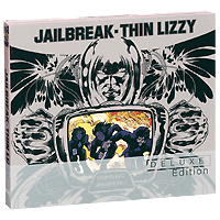 Thin Lizzy Thin Lizzy. Jailbreak. Deluxe Expanded Edition (2 CD) touchstone teacher s edition 4 with audio cd
