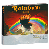Rainbow Rainbow. Rising. Deluxe Edition (2 CD) погремушка rainbow