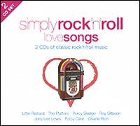 Simply Rock'n'Roll Love Songs (2 CD)