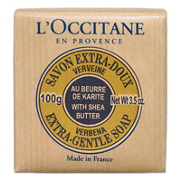 Мыло L'Occitane Вербена, 100 г мыло туалетное карите вербена мыло туалетное карите вербена 100 г