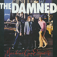 The Damned The Damned. Machine Gun Etiquette the trespasser