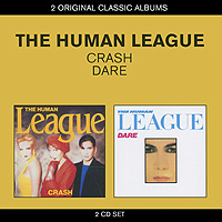 The Human League The Human League. Crash / Dare (2 CD) human comedy the