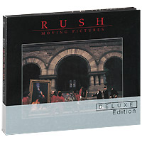 Rush Rush. Moving Pictures. Deluxe Edition (CD + Blu-Ray) rush rush signals blu ray audio