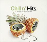 овальная скатерть с пропиткой Chill N' Hits. 10 Exclusivo Latin Chill Out Remixes