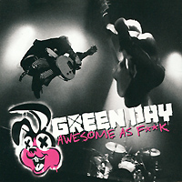 Green Day Green Day. Awesome As Fuck (CD + DVD) green day