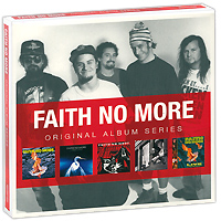 Faith No More Faith No More. Original Album Series (5 CD) faith