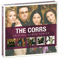 The Corrs The Corrs. Original Album Series (5 CD) the trespasser