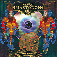 Mastodon Mastodon. Crack The Skye (LP) mastodon mastodon the motherload lp
