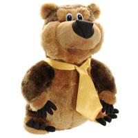 Интерактивная игрушка Медведь Шпунтик