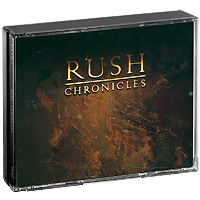 Rush Rush. Chronicles (2 CD) rush rush signals blu ray audio