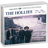 The Hollies The Hollies. Clarke, Hicks & Nash Years (6 CD) plus size hooded letter print pocketed sweatshirt dress