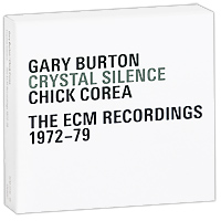 Гэри Бертон,Чик Кориа Gary Burton, Chick Corea. Crystal Silence. The ECM Recordings 1972-79 (4 CD) the manhattan transfer the manhattan transfer the chick corea songbook