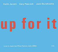Кейт Джарретт,Гэри Пикок,Джек Де Джонетт Keith Jarrett. Up For It keith billings master planning for architecture