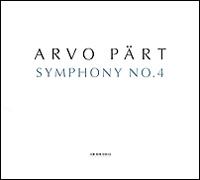 Arvo Part.  Symphony No.  4 ECM Records,ООО Музыка