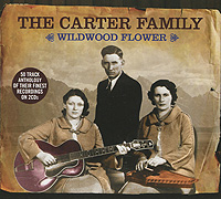 The Carter Family The Carter Family. Wildwood Flower (2 CD) the heir