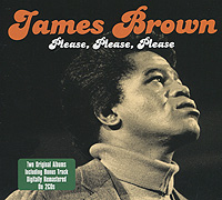 цена  Джеймс Браун James Brown. Please, Please, Please (2 CD)  онлайн в 2017 году