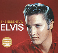Elvis Presley. Essential (2 CD) виниловая пластинка   cd elvis presley