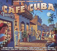 Омара Портуондо,Ибраин Феррер,Рубен Гонсалес,Селия Круз,Дамасо Перес Прадо Cafe Cuba (2 CD) блузка cuba
