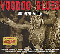 Voodoo Blues. The Devil Within (2 CD) john constantine hellblazer volume 2 the devil you know