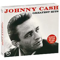 Джонни Кэш Johnny Cash. Greatest Hits (3 CD) джеймс ласт james last 80 greatest hits 3 cd
