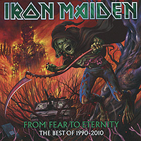 Iron Maiden Iron Maiden. From Fear To Eternity. The Best Of 1990-2010' (2 CD) iron maiden the book of souls 3 lp